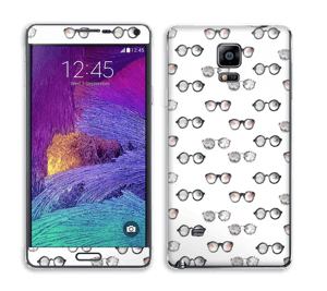 Solbriller Skin Galaxy Note 4