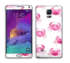 Krabber Skin Galaxy Note 4