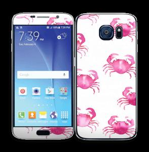Cangrejos Vinilo  Galaxy S6