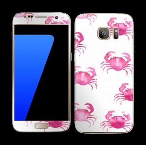 Krabben Skin Galaxy S7