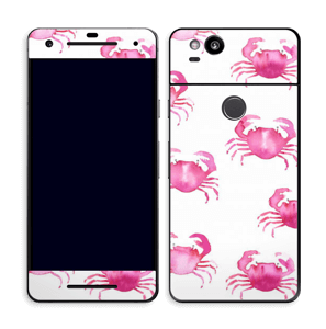 Grab a Crab Skin Pixel 2
