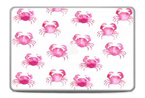 "Grab a Crab Skin MacBook Pro 17"" -2015"