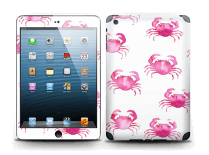 Petits crabes roses Skin IPad mini 2