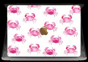 """Grab a Crab Skin MacBook 12"""""""