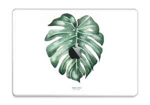 "Monstera Deliciosa Vinilo  MacBook Pro 13"" 2016-"