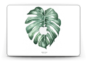 "Monstera Deliciosa Skin MacBook Pro Retina 13"" 2015"