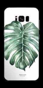 Monstera Deliciosa Skin Galaxy S8 Plus