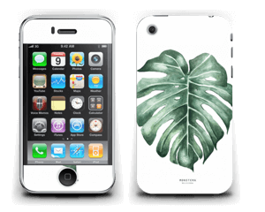 Monstera Deliciosa Skin IPhone 3G/3GS