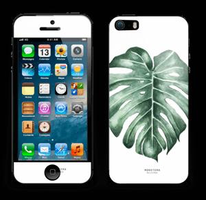Monstera Deliciosa Skin IPhone 5s