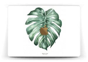 """Monstera Deliciosa Skin MacBook 12"""""""