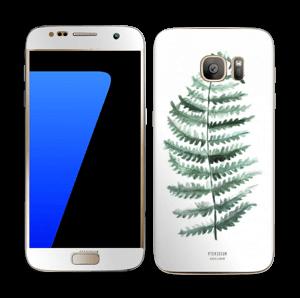 Pteridium Aquilinum Skin Galaxy S7
