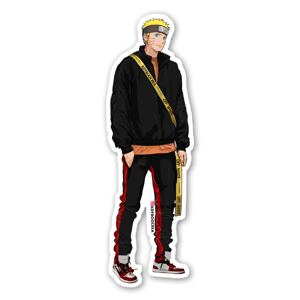 NARUTO 2.0 sticker