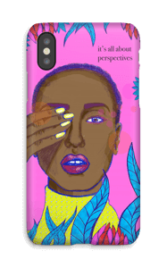 Perspectives case IPhone X
