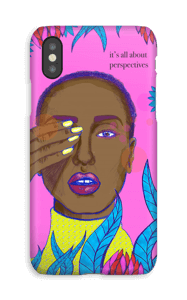 Perspektiv skal IPhone XS