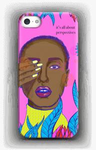 Perspektiivi kuoret IPhone 5/5S