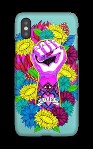 Flower Power funda IPhone X