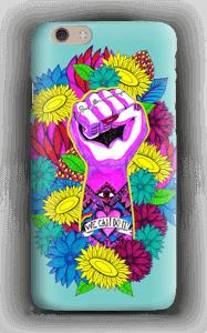 Power Flower case IPhone 6