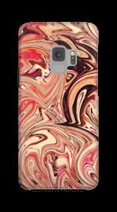 Mármol Fluido Nude funda Galaxy S9