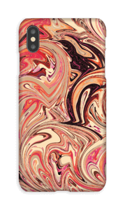Soljuva marmori kuoret IPhone XS Max