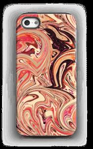 Flytande marmor skal IPhone 5/5s tough