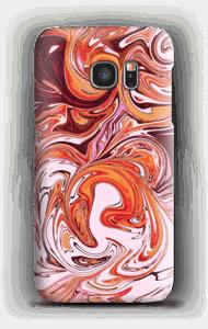 Flüssiges Marmor Handyhülle Galaxy S7