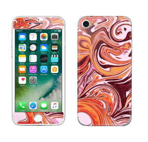 Marbre coulant Skin IPhone 7