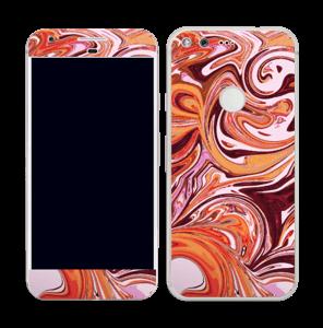 Flydende marmor Skin Pixel