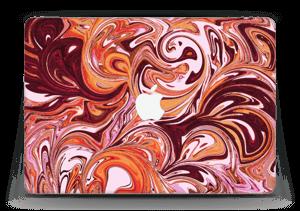 """Flydende marmor Skin MacBook Air 13"""""""