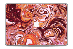 "Liquid Marble I Skin MacBook Pro 17"" -2015"