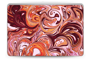 Liquid Marble I Skin Laptop 15.6