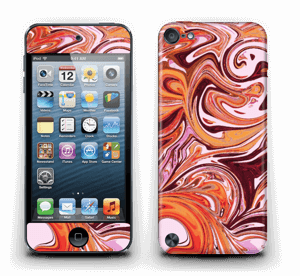 Marbre coulant Skin IPod Touch 5th Gen