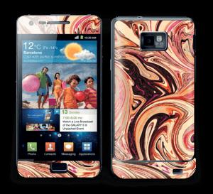 Marmor 2.0- flydende! Skin Galaxy S2