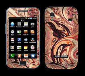 Liquid Marble 2.0 Skin Galaxy Ace