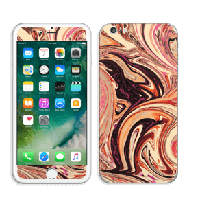 Marmor 2.0- flydende! Skin IPhone 6 Plus