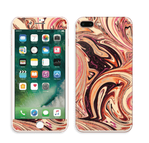 Marmor 2.0- flydende! Skin IPhone 7 Plus