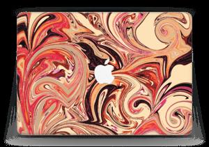 """Marmor 2.0- flydende! Skin MacBook Air 13"""""""