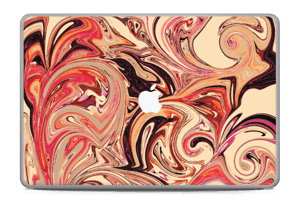 "Liquid Marble II Skin MacBook Pro 17"" -2015"