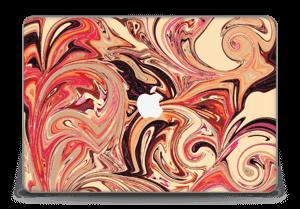 "Liquid Marble 2.0 Skin MacBook Pro Retina 15"" 2015"