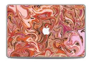"Liquid Marble III Skin MacBook Pro 17"" -2015"