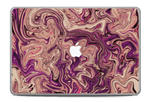 "Liquid Marble IIII Skin MacBook Pro 17"" -2015"