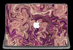 "Liila marmori  tarrakuori MacBook Pro Retina 15"" 2015"