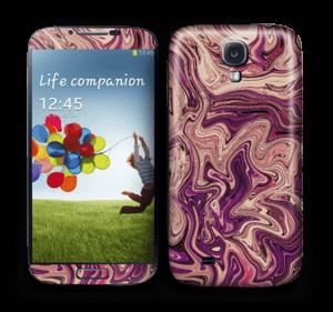 Liquid Marble IIII  Skin Galaxy S4