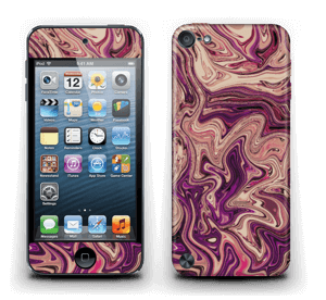 Marbre Rose 2.0 Skin IPod Touch 5th Gen