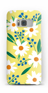 Daisies case Galaxy S8
