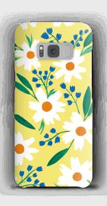 Blumen Handyhülle Galaxy S8