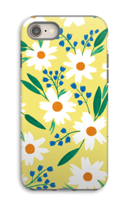 Daisies case IPhone 8 tough