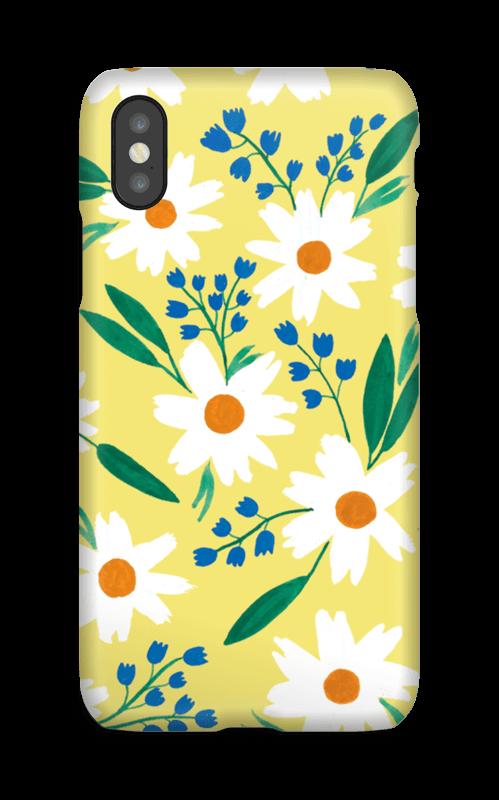 Summer Daisy case IPhone X