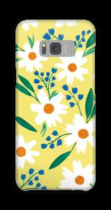 Petites pâquerette Coque  Galaxy S8 Plus
