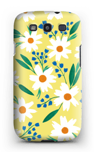 Daisies case Galaxy S3