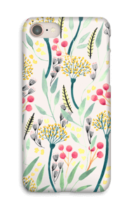 Sommerblomst cover IPhone 8